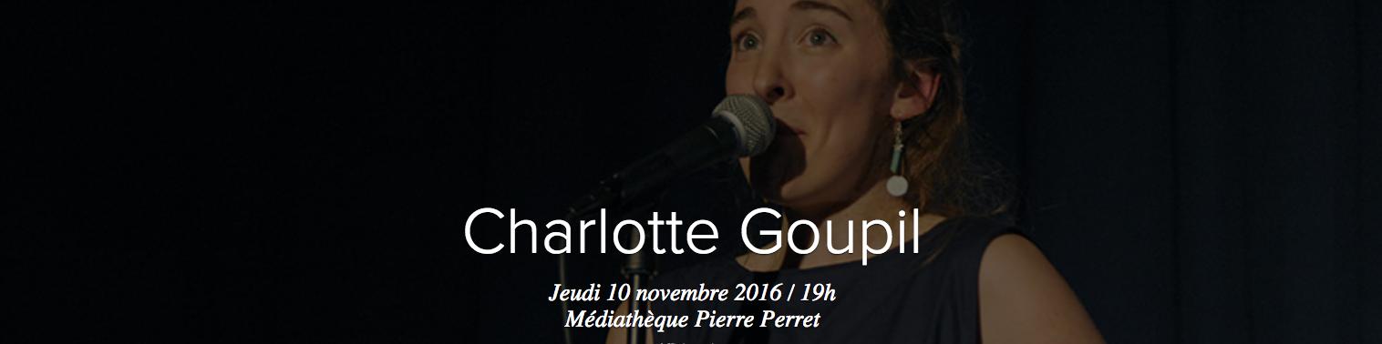 Charlotte GOUPIL / Alex RASSE